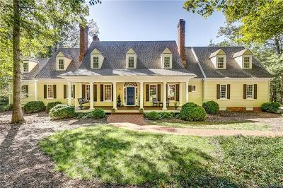 Goochland County Single Family Home For Sale: 1439 Shady Hollow Lane