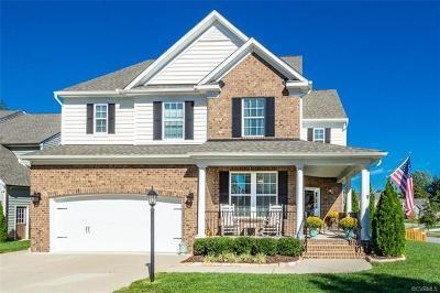 Mechanicsville Single Family Home For Sale: 8400 Wenton Circle
