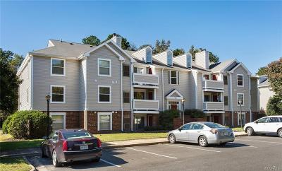 Henrico Condo/Townhouse For Sale: 2440 Stembridge Court #E