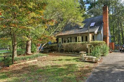 Chesterfield VA Single Family Home For Sale: $184,900