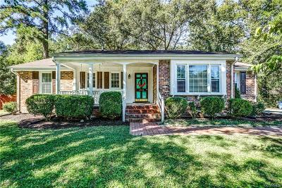 Henrico Single Family Home For Sale: 1406 Westbriar Drive