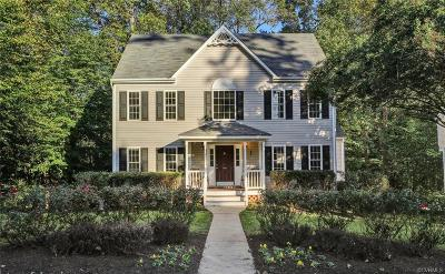 Midlothian Single Family Home For Sale: 1713 Upperbury Drive