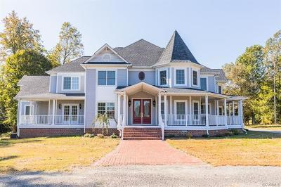Mechanicsville Single Family Home For Sale: 6035 Pine Slash Road