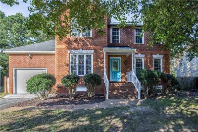 Richmond Single Family Home For Sale: 9018 Wycliff Road