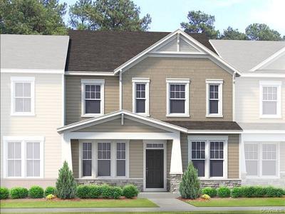 Glen Allen Condo/Townhouse For Sale: Lot 60 Sec 2 Porter Park Lane #60 Sec 2