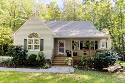 Powhatan Single Family Home For Sale: 1505 Swiftwood Drive
