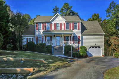 Chester Single Family Home For Sale: 3225 Poinsetta Court