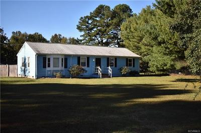 Chesterfield Single Family Home For Sale: 15200 Wellesley Drive