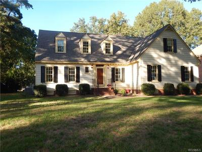 Colonial Heights Single Family Home For Sale: 106 Waterfront Drive