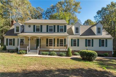 Chesterfield Single Family Home For Sale: 7525 Barkbridge Road