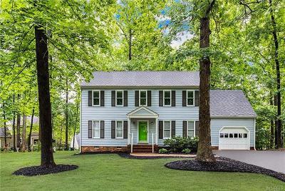 Chester Single Family Home For Sale: 13703 Cedar Cliff Terrace