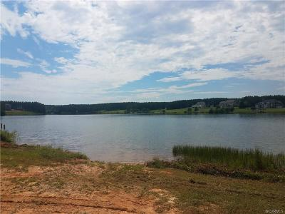 Powhatan Residential Lots & Land For Sale: 3735 Mill Mount Turn