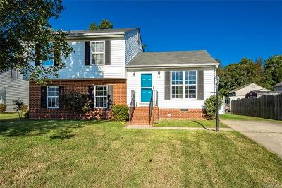 Henrico Single Family Home For Sale: 150 Elsing Green Way