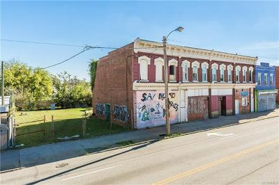 Richmond Commercial For Sale: 1812 & 1814 Hull Street