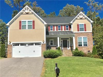 Chester Single Family Home For Sale: 15000 Badestowe Drive