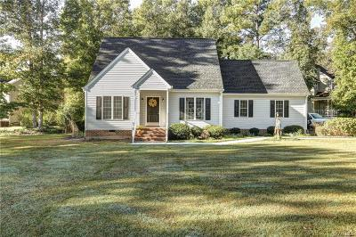 Prince George Single Family Home For Sale: 7439 Trailing Rock Road