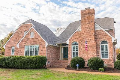 Hanover County Single Family Home For Sale: 14171 Pumpkin Patch Drive