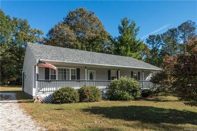 Chesterfield Single Family Home For Sale: 3836 Harrow Drive