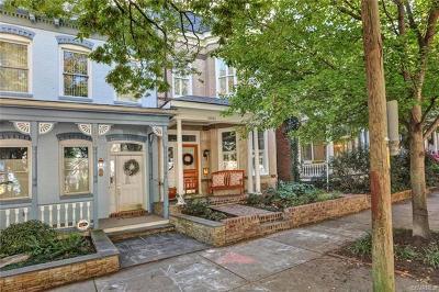 Richmond Single Family Home For Sale: 1821 Floyd Avenue
