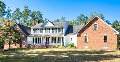 Mechanicsville Single Family Home For Sale: 3132 Westwood Road