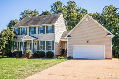Chesterfield VA Single Family Home For Sale: $299,900