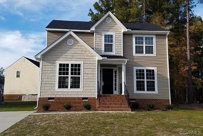 Henrico Single Family Home For Sale: 8448 Willis Church Road