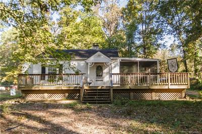 Single Family Home Sold: 2706 Squirrel Level Road
