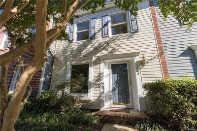 Glen Allen Condo/Townhouse For Sale: 2266 High Bush Circle #2266