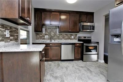 South Chesterfield Single Family Home For Sale: 4622 River Road