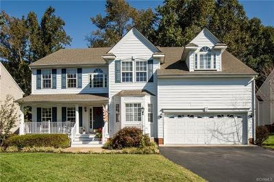 Henrico County Single Family Home For Sale: 5561 Holman Drive