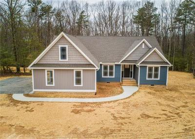 Goochland County Single Family Home For Sale: 17 Preston Park Way