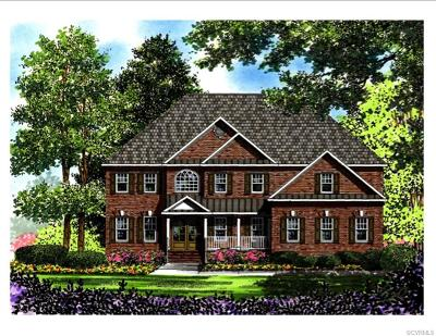 Chesterfield County, Henrico County Single Family Home For Sale: 5729 Stonehurst Estates Terrace