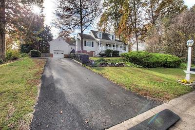 Chester Single Family Home For Sale: 1600 Laurel Top Drive