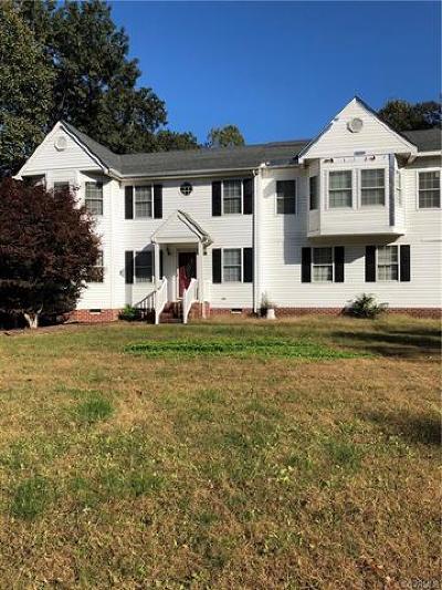 King William County Single Family Home For Sale: 897 Rosebud Run