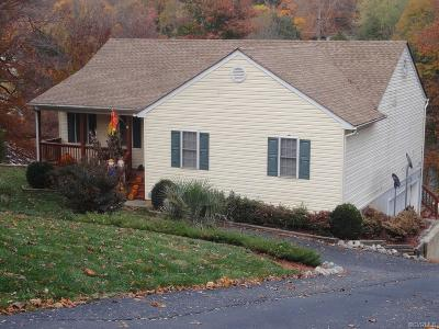 Powhatan County Rental For Rent: 2208 Highland Drive