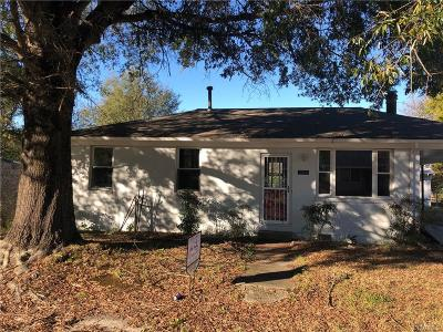 Dinwiddie Single Family Home For Sale: 25509 Surry Avenue