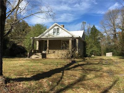 Mechanicsville Single Family Home For Sale: 3452 Old Church Road