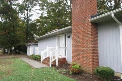 Colonial Heights VA Single Family Home For Sale: $169,900