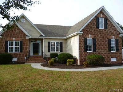 Henrico Single Family Home For Sale: 7900 Glendale Estates Drive