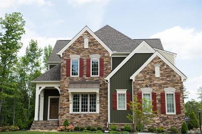 Glen Allen Single Family Home For Sale: 6613 Gadsby Park Terrace
