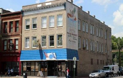 Richmond Commercial For Sale: 400 West Broad Street