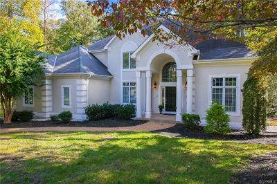 Midlothian Single Family Home For Sale: 5305 Clipper Cove Road