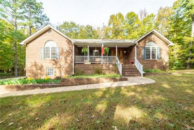 Powhatan County Single Family Home For Sale: 973 Genito West Boulevard
