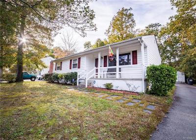 Chesterfield Single Family Home For Sale: 5148 Rollingway Road