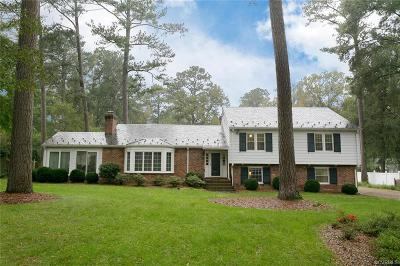 Henrico Single Family Home For Sale: 102 Sleepy Hollow Road