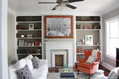 Richmond Single Family Home For Sale: 2115 M Street