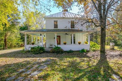 Goochland County Single Family Home For Sale: 6533 Old Columbia Road