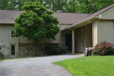 Midlothian Single Family Home For Sale: 4400 Old Fox Trail