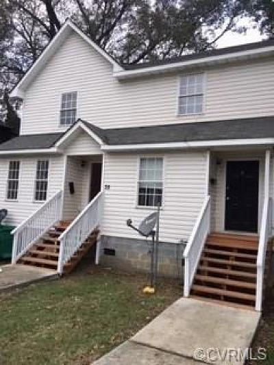 Petersburg Multi Family Home For Sale: 35 Corling Street