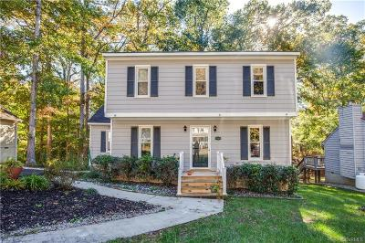 Midlothian Single Family Home For Sale: 1425 Lockett Ridge Road